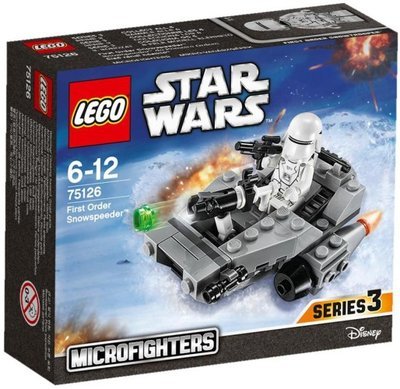 75126 LEGO Star Wars™ First Order Snowspeeder