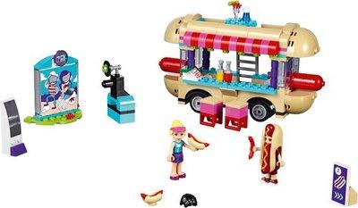 41129 LEGO® Friends Pretpark Hotdog wagen