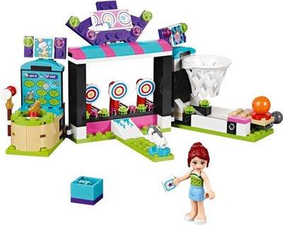 41127 LEGO® Friends Pretpark Spelletjeshal