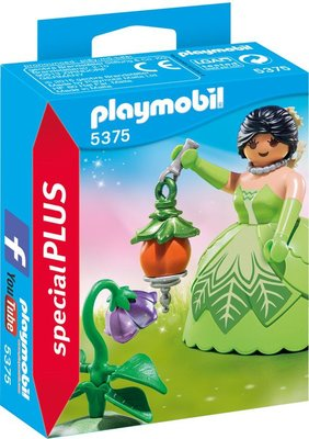 5375 Playmobil Bloemenprinses