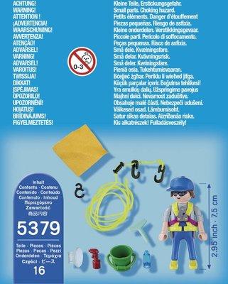 5379 PLAYMOBIL Special Plus Glazenwasser