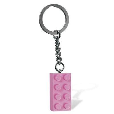 852273 LEGO® Diversen Sleutelhanger Steen 2x4