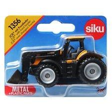 1356 SIKU JCB Tractor met frontlader 1:87
