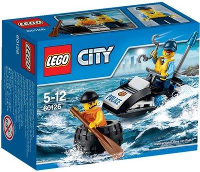 60126 LEGO City Band Ontsnapping