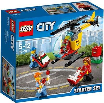 60100 LEGO City Vliegveld Starter Set