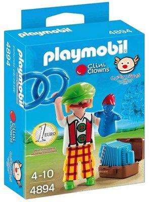 4894 Playmobil CliniClown