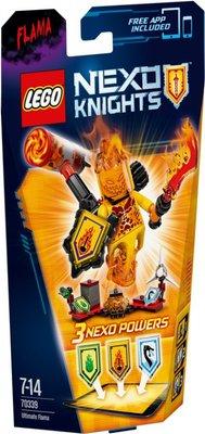 70339 LEGO Nexo Knights™ Ultimate Flama