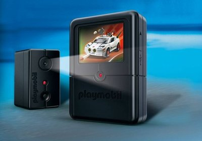 4879 Playmobil Spionage Cameraset