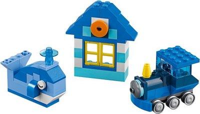 10706 LEGO Classic Blauwe Creatieve Doos