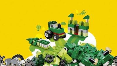 10708 LEGO Classic Groene Creatieve Doos