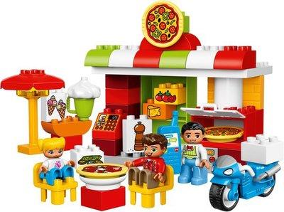 10834 LEGO DUPLO Pizzeria