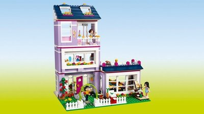 41095 LEGO Friends Emma's Huis