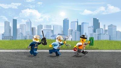 60137 LEGO City Sleeptruck probleem