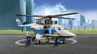 60138 LEGO® City Snelle achtervolging