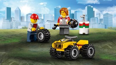 60148 LEGO City ATV raceteam