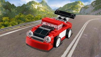 31055 LEGO Creator Rode racewagen