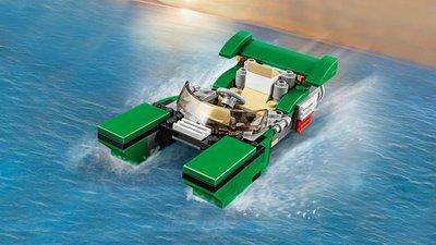 31056 LEGO® Creator Groene sportwagen