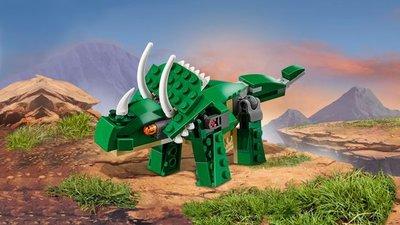 31058 LEGO® Creator Machtige dinosaurussen