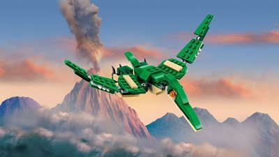 31058 LEGO Creator Machtige dinosaurussen