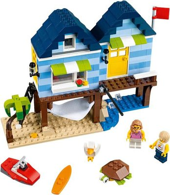 31063 LEGO Creator Strandvakantie