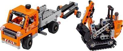 42060 LEGO® Technic Wegenbouwploeg