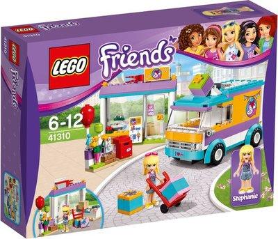 41310 LEGO® Friends Heartlake Pakjesdienst