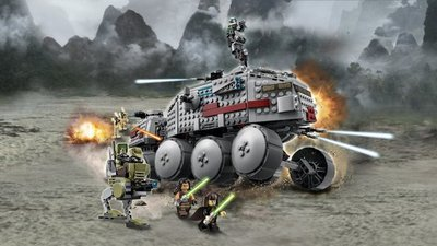 75151 LEGO® Star Wars™ Clone Turbo Tank