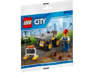 30348 LEGO City Kiepwagen