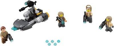 75131 LEGO Star Wars™ Resistance Trooper Battle Pack