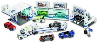 8154 LEGO Racers Brick Street Customs