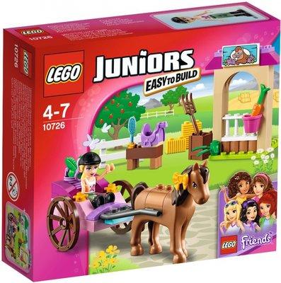 10726 LEGO® Juniors Friends Stephanie's Koets