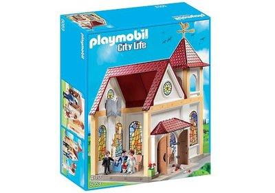 5053 PLAYMOBIL City Life Huwelijkskerk