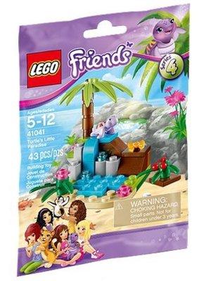 41041 LEGO® Friends Het Paradijsje van Schildpad (Polybag)