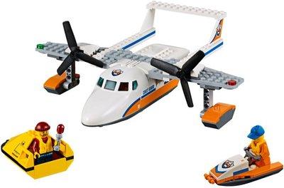 60164 LEGO® City Reddingswatervliegtuig