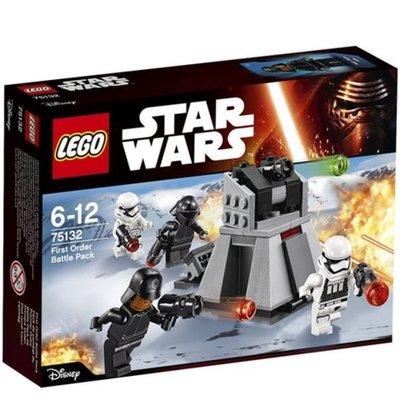 75132 LEGO Star Wars™ First Order Battle Pack