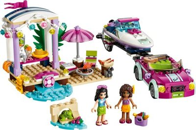 41316 LEGO Friends Andrea's Speedboottransport