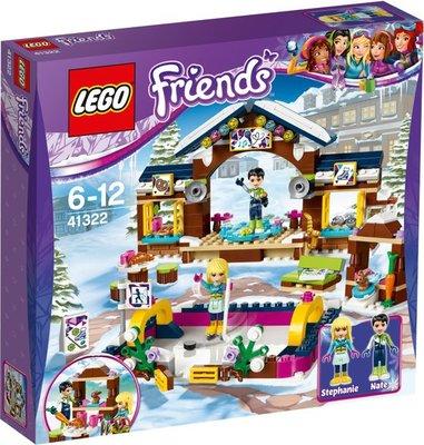 41322 LEGO® Friends Wintersport IJsbaan