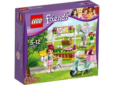 41027 LEGO® Friends Mia's Limonadekraam