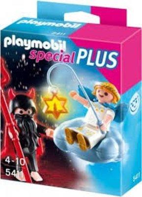 5411 PLAYMOBIL Special Plus Engel en Duivel