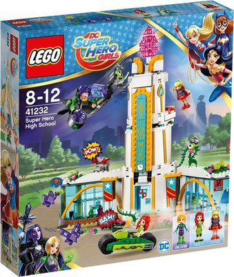 41232 LEGO® DC Super Hero Girls Superheldenschool