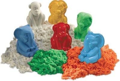 Super Sand Safari Colors Speelzand