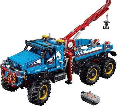 42070 LEGO Technic 6x6 Allterrain-sleepwagen