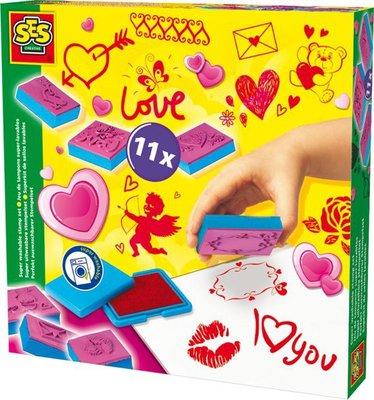 14914 Ses Stempelset Liefde