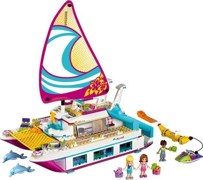 41317 LEGO® Friends Sunshine Catamaran