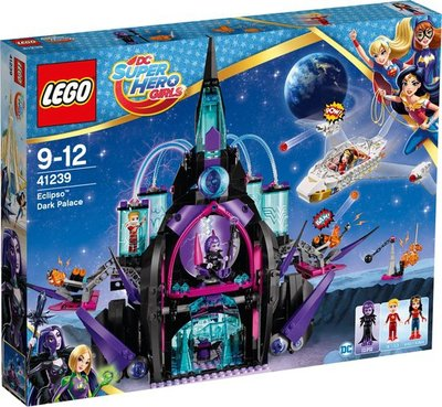 41239 LEGO® DC Super Hero Girls Eclipso Duister Paleis