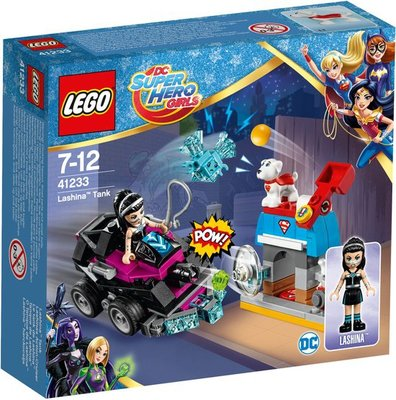 41233 LEGO® DC Super Hero Girls Lashina Tank