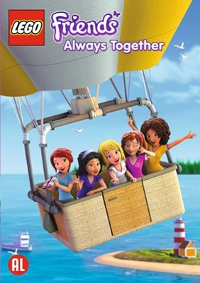 LEGO® Friends DVD: Always Together