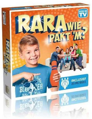 07149 King Spel Rara wie pakt 'm?