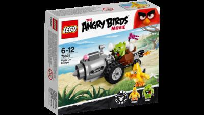 75821 LEGO® Angry Birds™ Piggy Car Escape