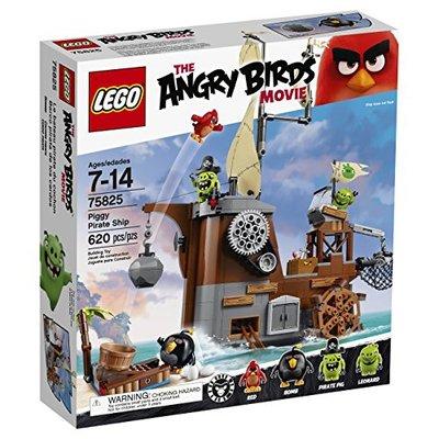75825 LEGO® Angry Birds™ Piggy Pirate Ship